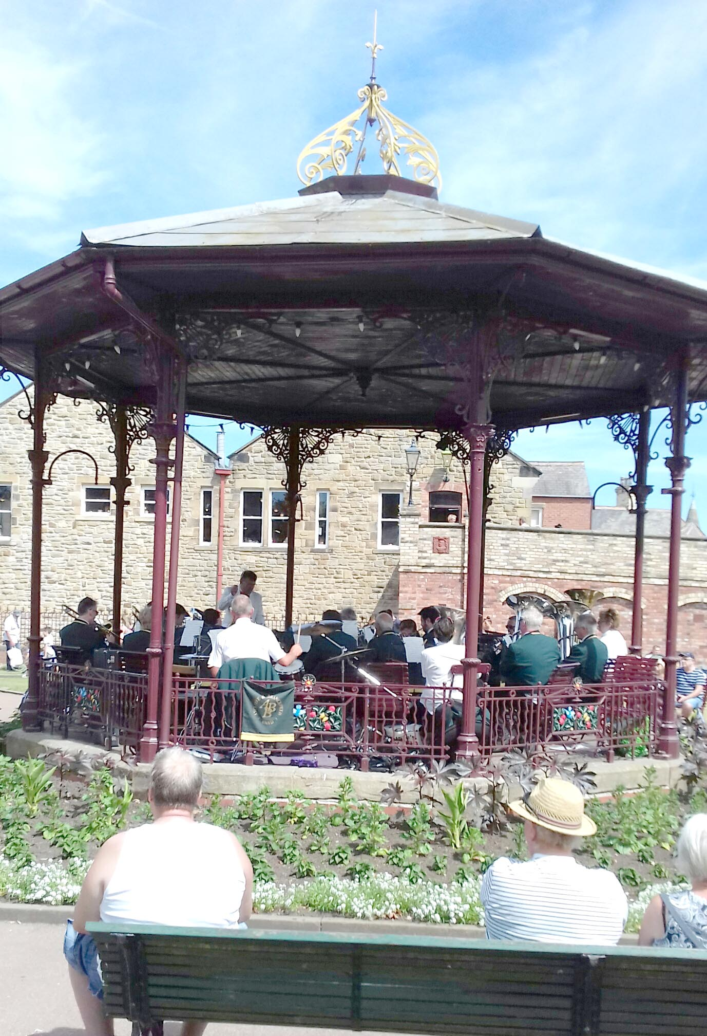 Big Club Gives Town Band a New Home