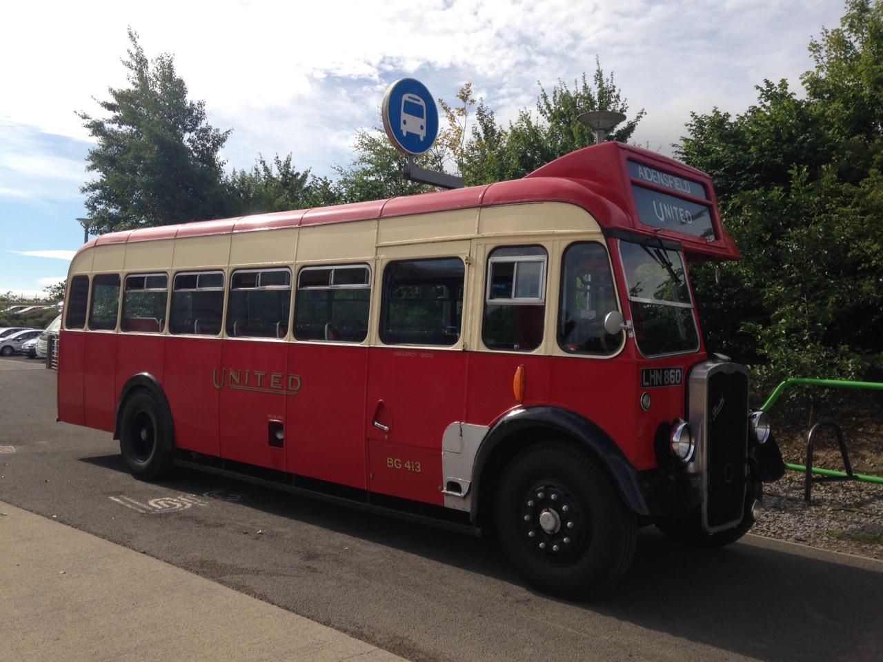 Classic Bus Rally