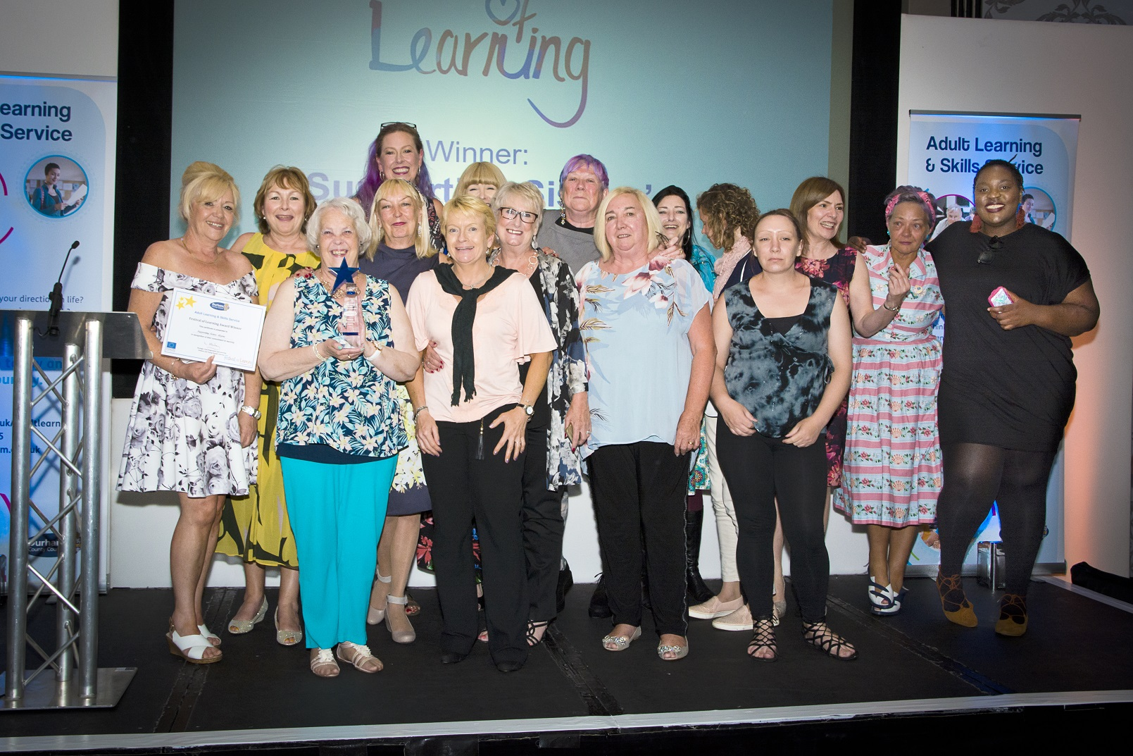 Inspirational Learners Celebrated
