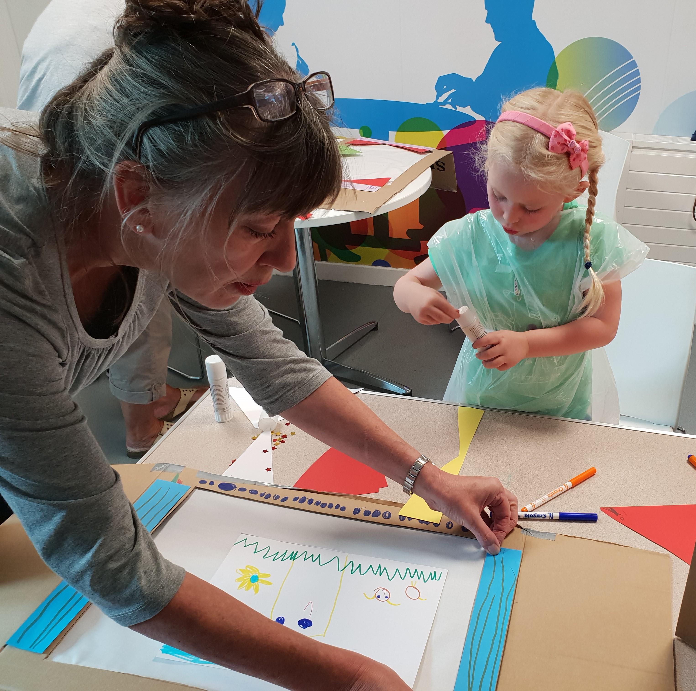 A 'Playful' Summer at Greenfield Arts