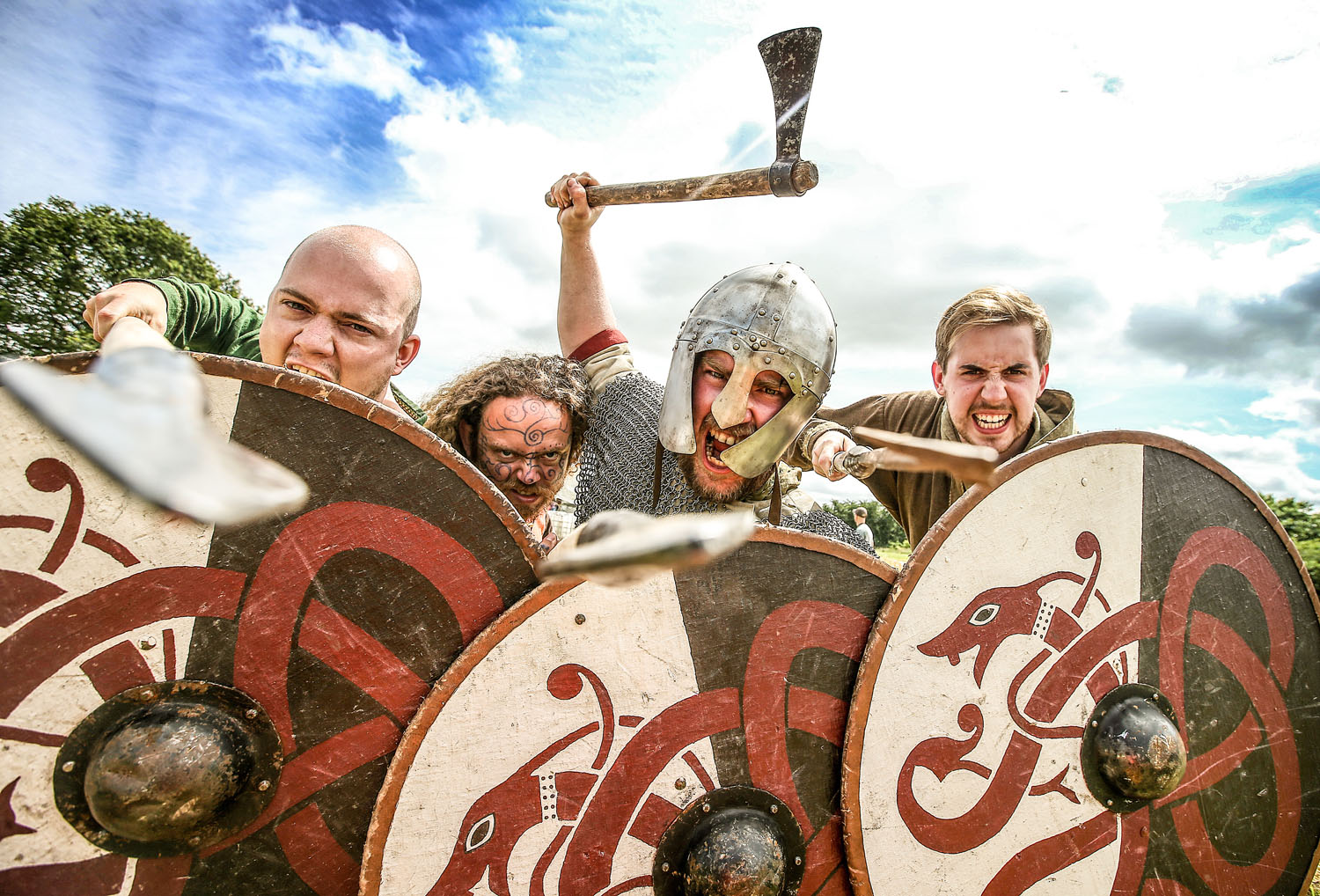 Spend the Day Amongst Rowdy Romans