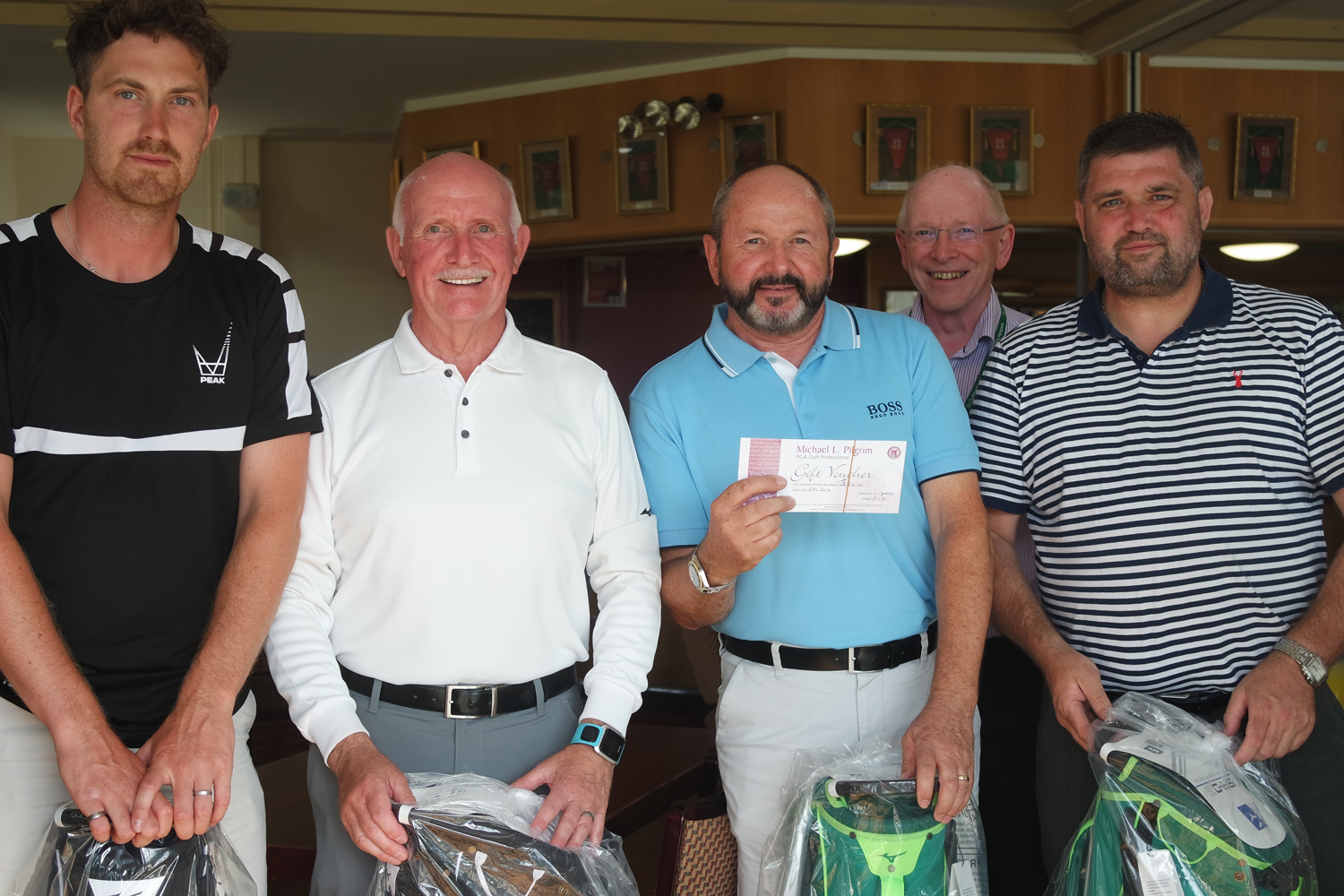 Golf Day For Hospice