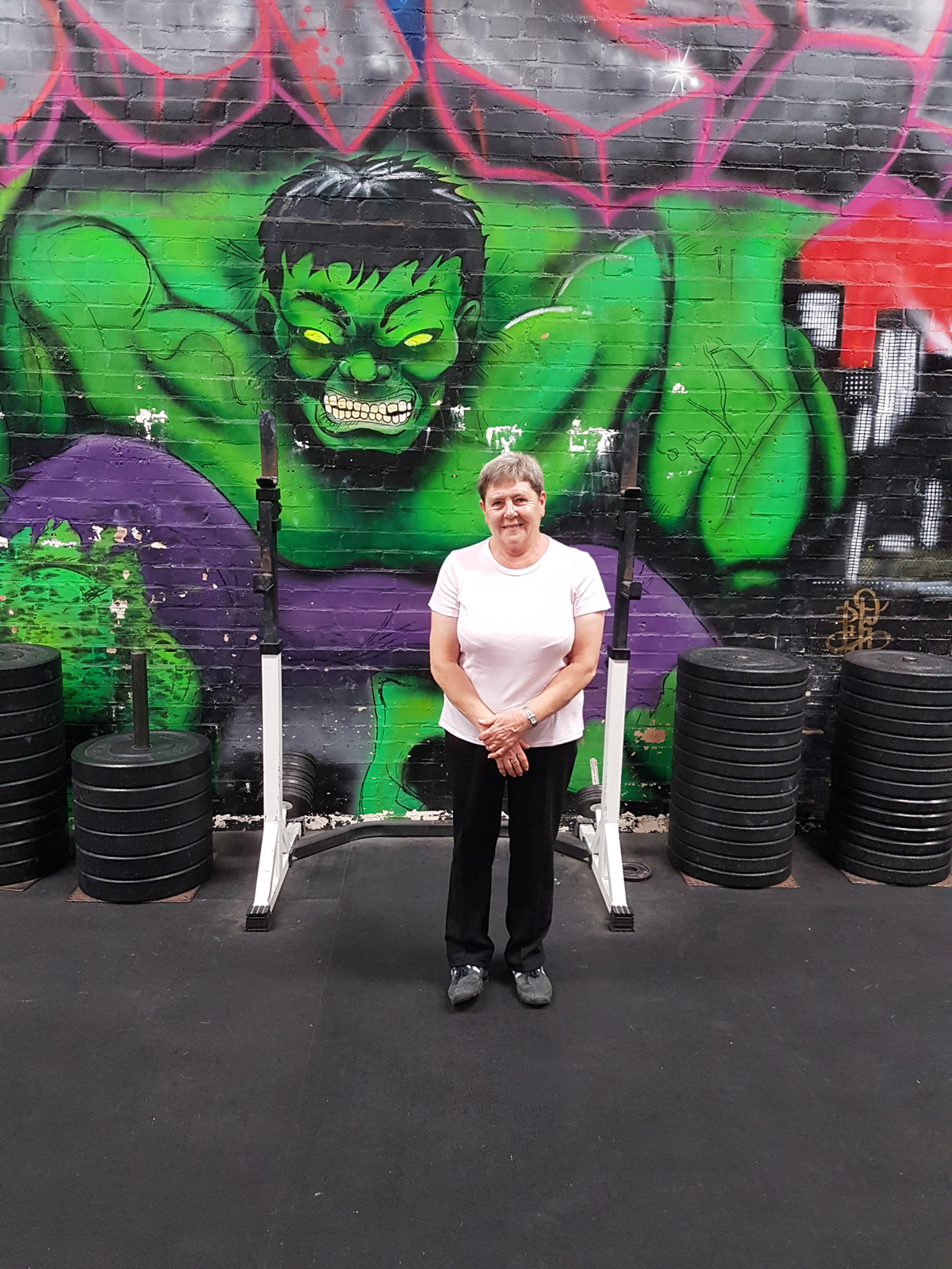 CrossFit 50+ Sessions Bring More Than Just Fitness