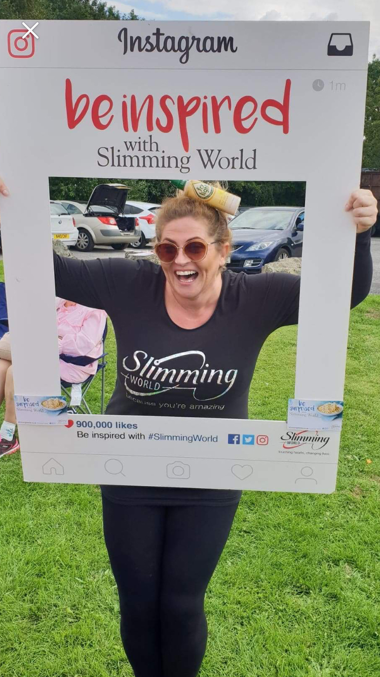 """Slimming World Group """"Walk All Over"""" Aycliffe to Raise Funds"""