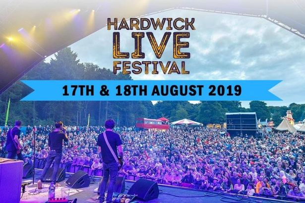 Dates Announced for Hardwick Live 2019