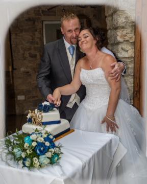Wedding in Aycliffe Village Church