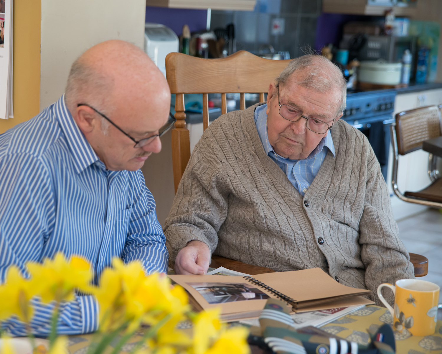 RAF Charity Seeks to Tackle Loneliness