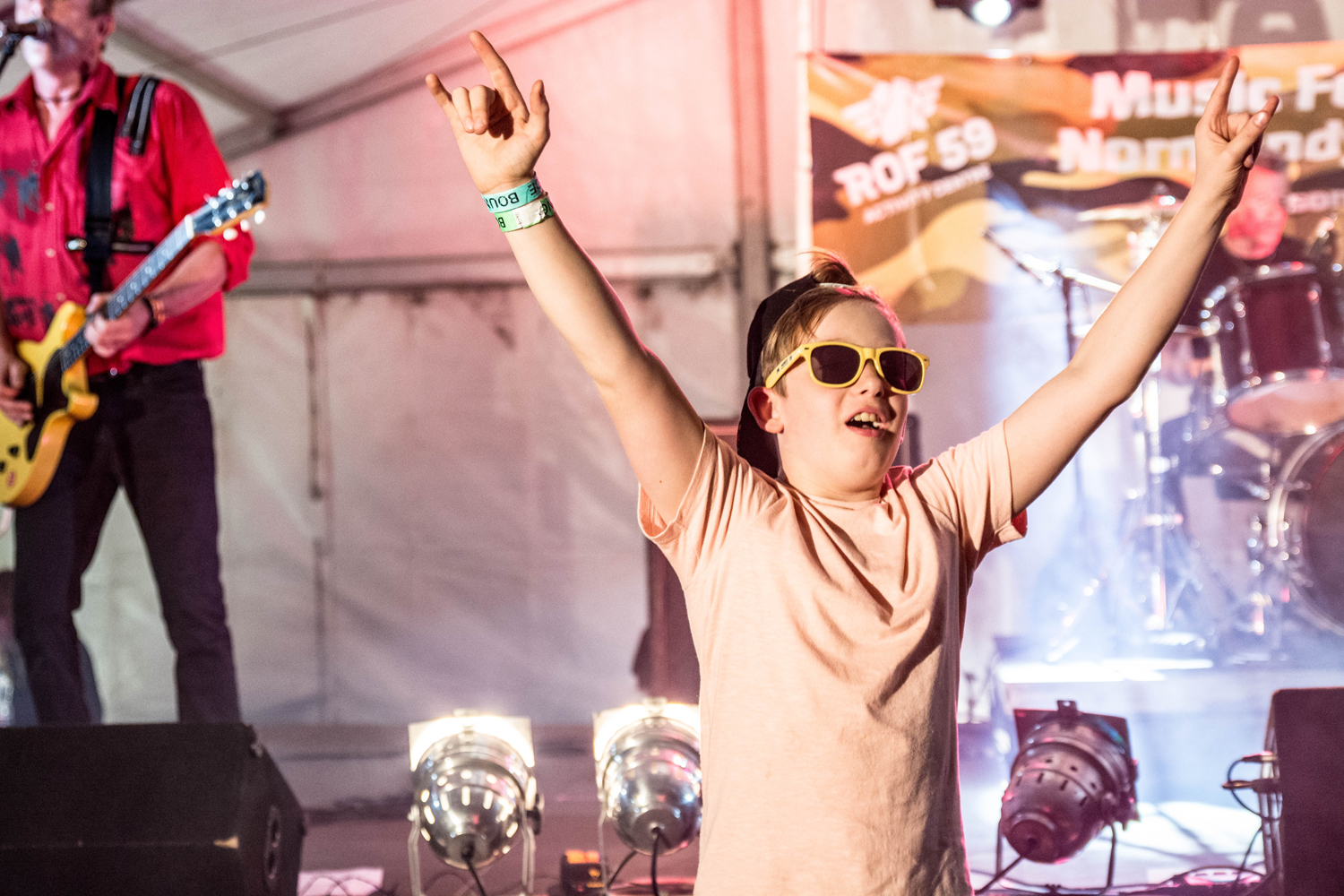 500+ People Set for 'Bigger and Better' Music Festival