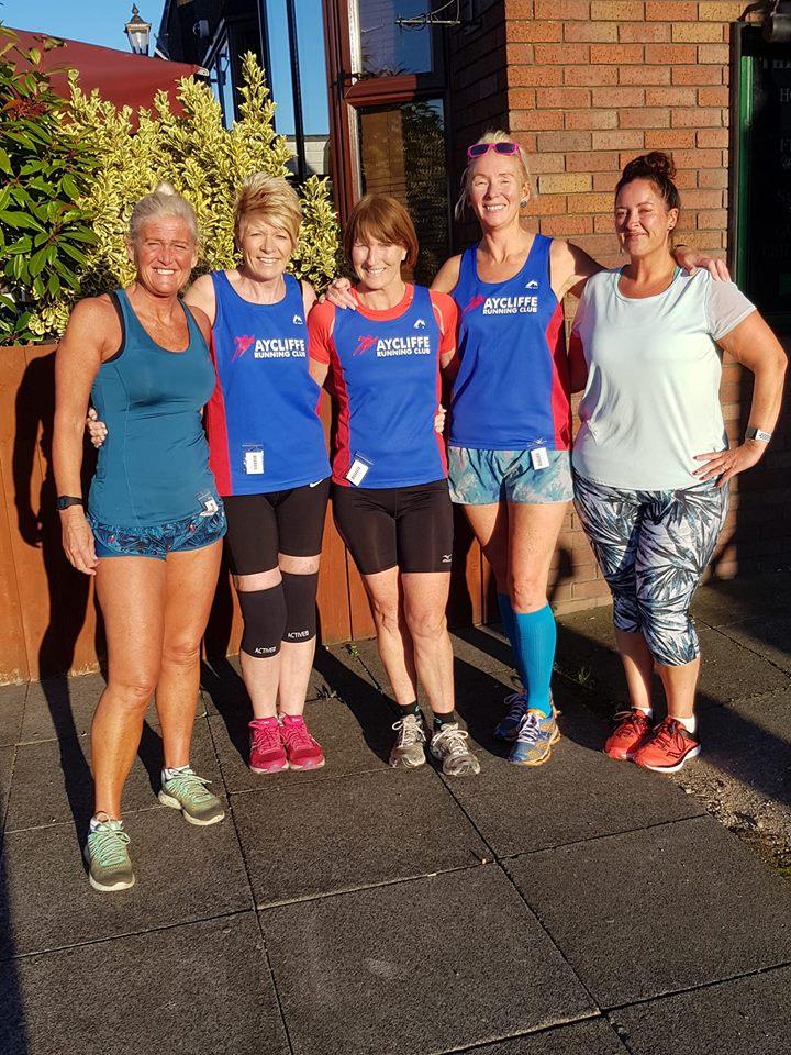 Aycliffe Running Club News