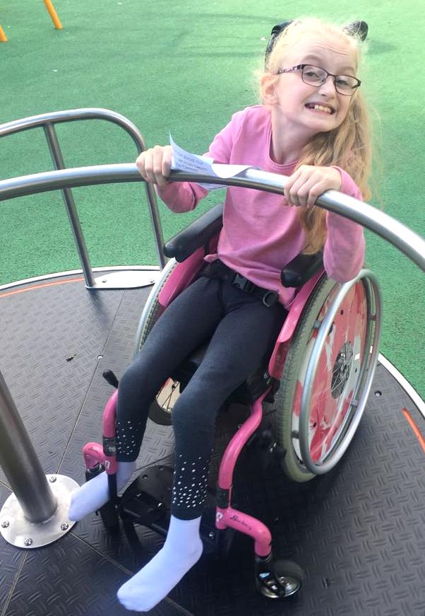 Get Katelyn's Wheels Appeal