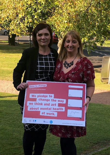 PCP Pledge to Help End Mental Health Discrimination