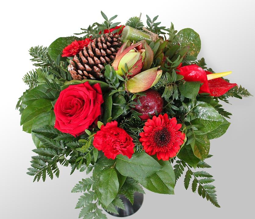 Darlington Flower Club Flower Demo