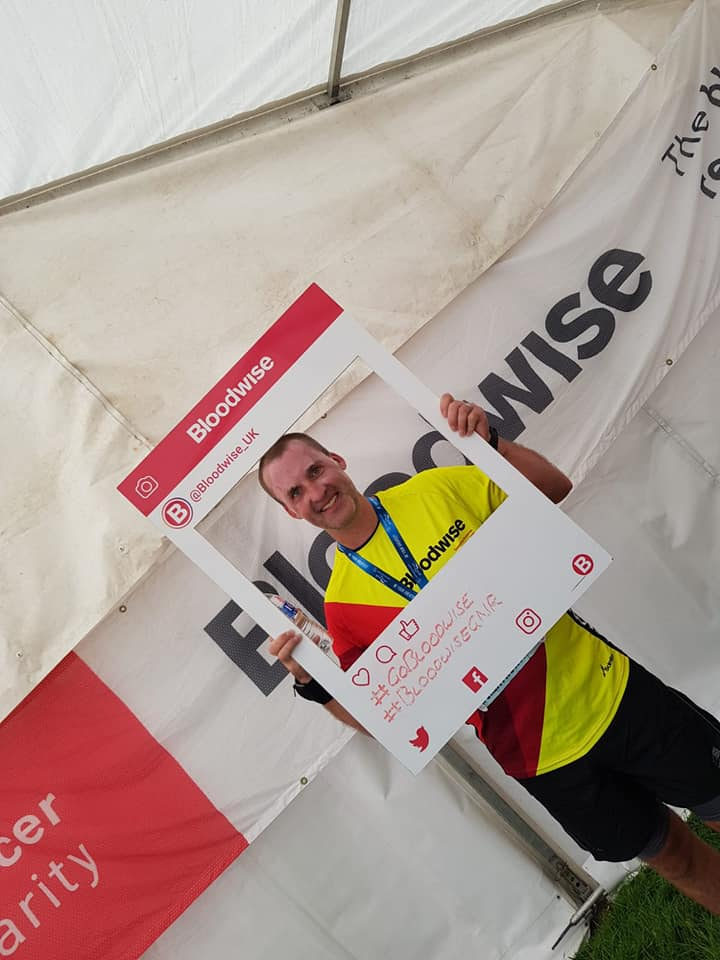 Marathon Man Dan Completes Trilogy of Challenges