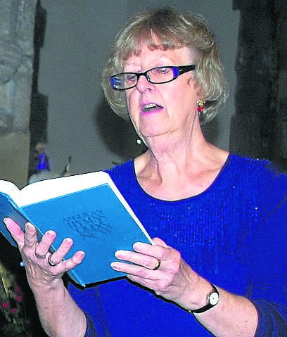 Memorial Service for Local Woman
