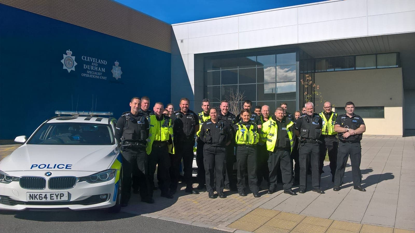 Police Volunteers Crackdown on Road Safety