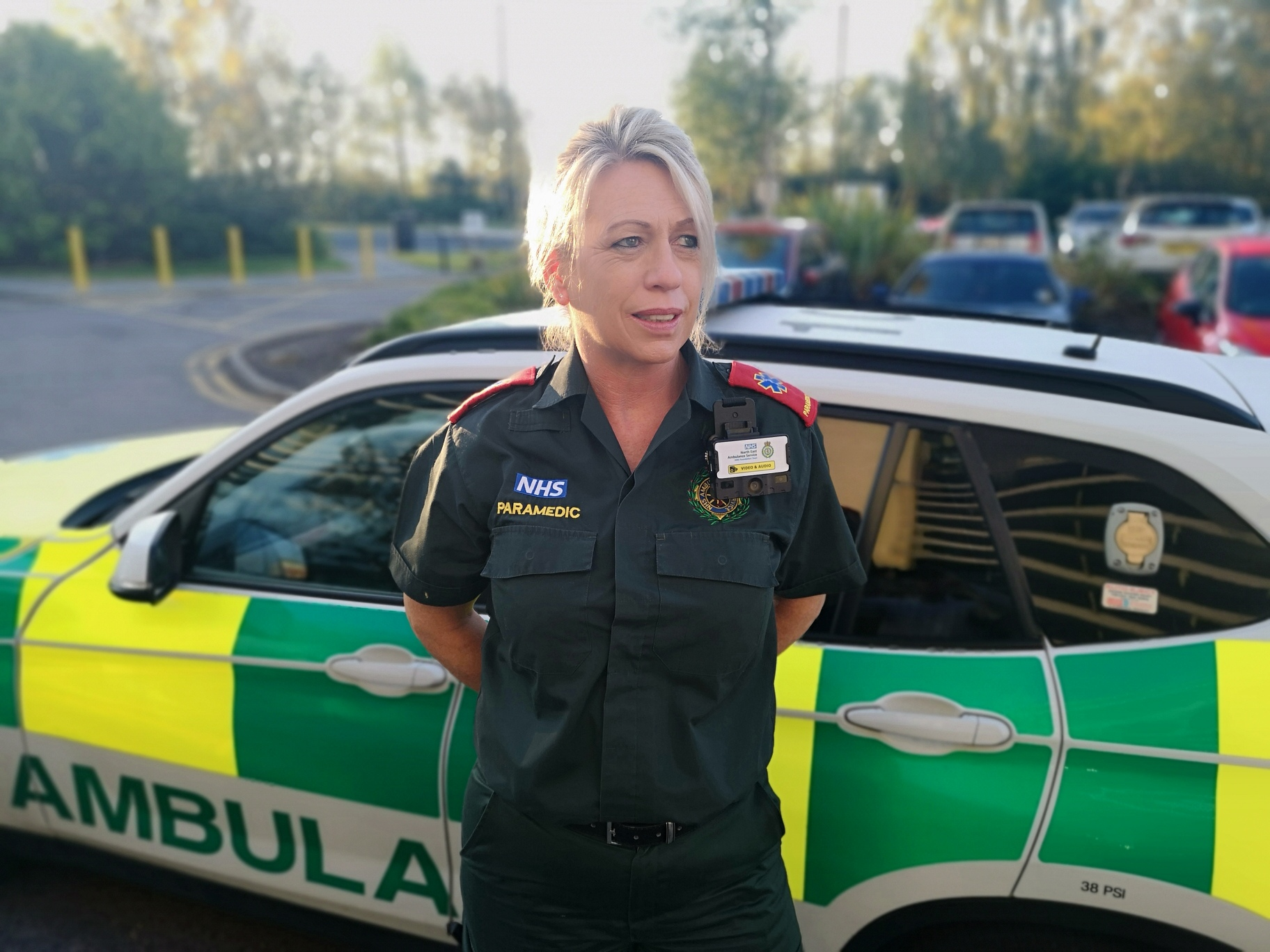Body Worn Video Cameras to Protect Ambulance Staff from Violence & Aggression