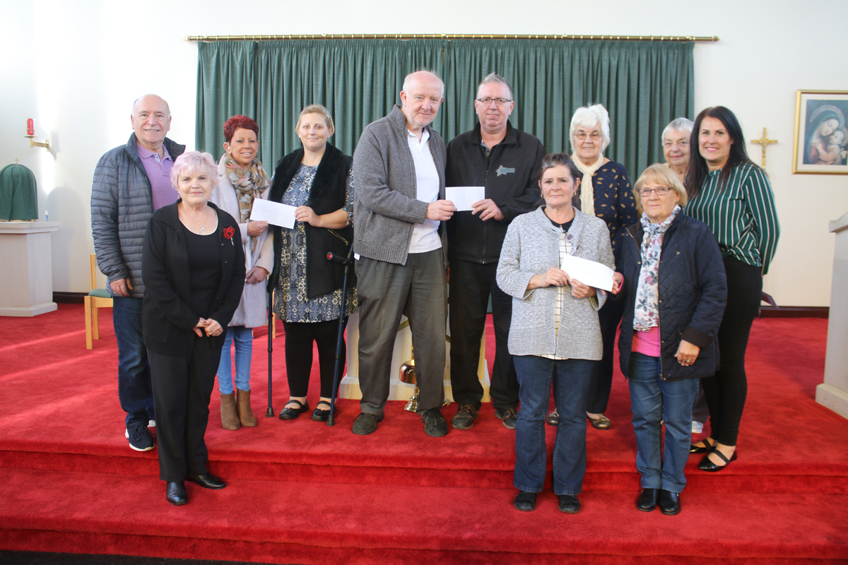 Churches Together Support Local Charities