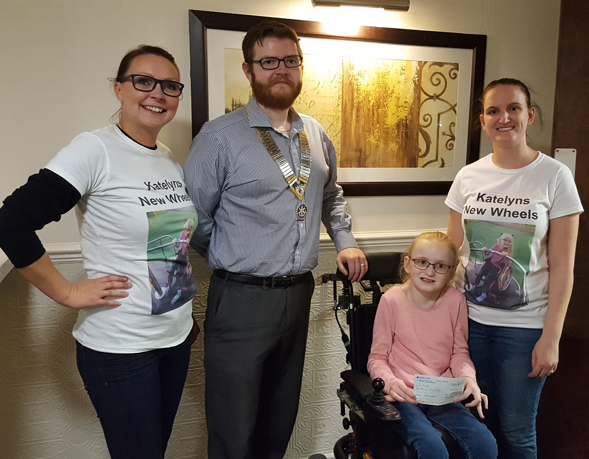 Katelyn's Wheels Appeal Reaches Target and More