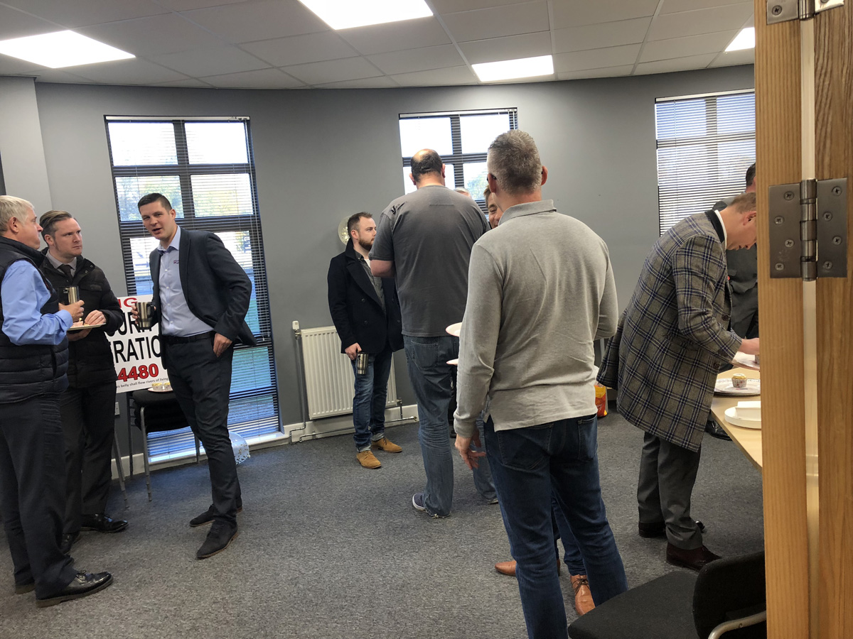 Sparta Security Open New Offices