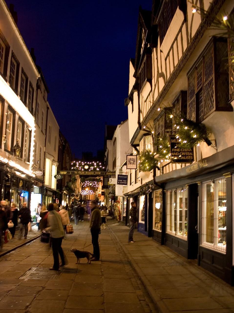 Christmas Festival at York