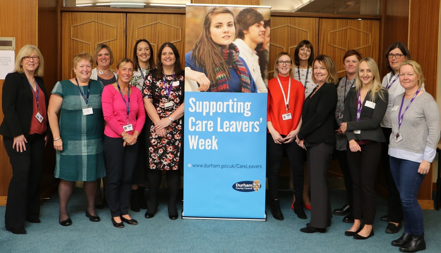 County Durham Care Leavers Celebrated