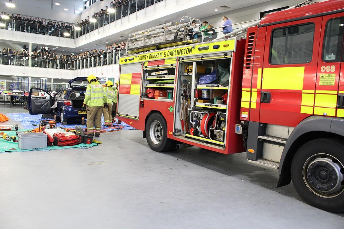 Local Fire and Rescue Service Consultation