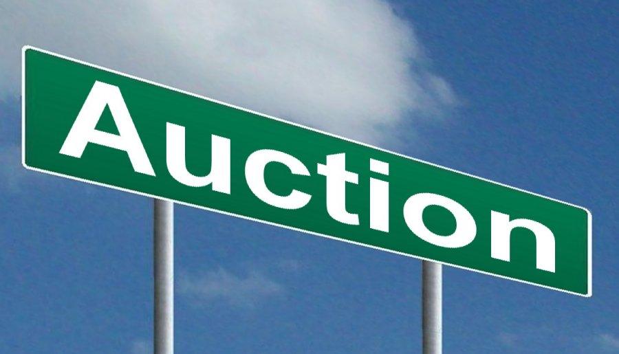 Poppy Auction