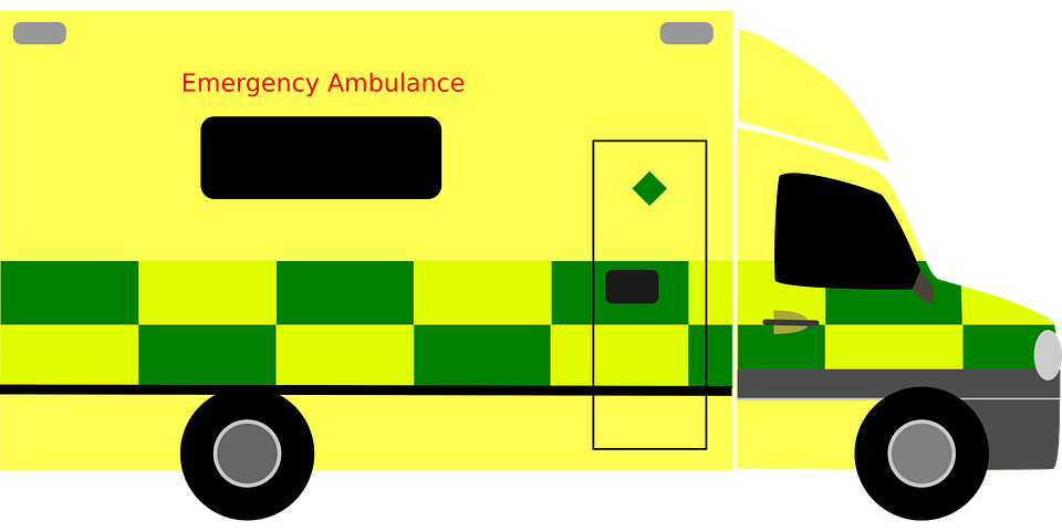Get Involved With Your Local Ambulance Service