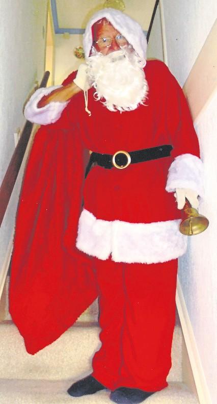 Santa Suit for Hire