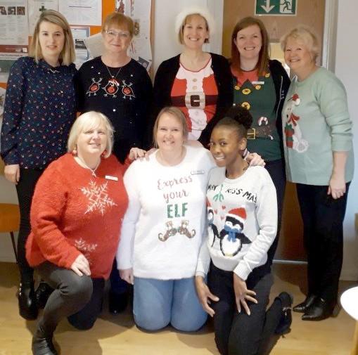Christmas Giving at Bewick Surgery
