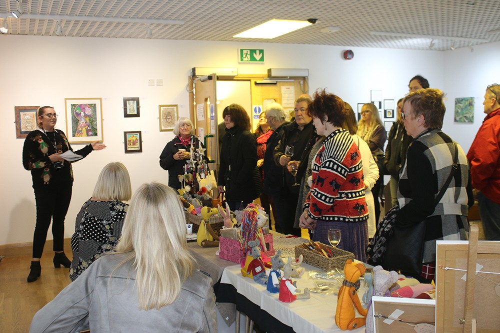 Exhibition & Craft Fair at Greenfield Arts