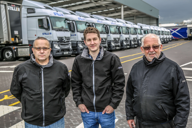 Stiller Invests £1.7m in Fleet New Vehicles