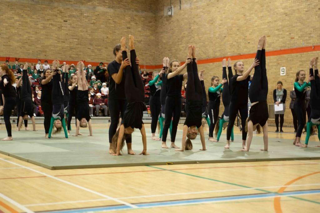 Woodham Academy Gymnasts