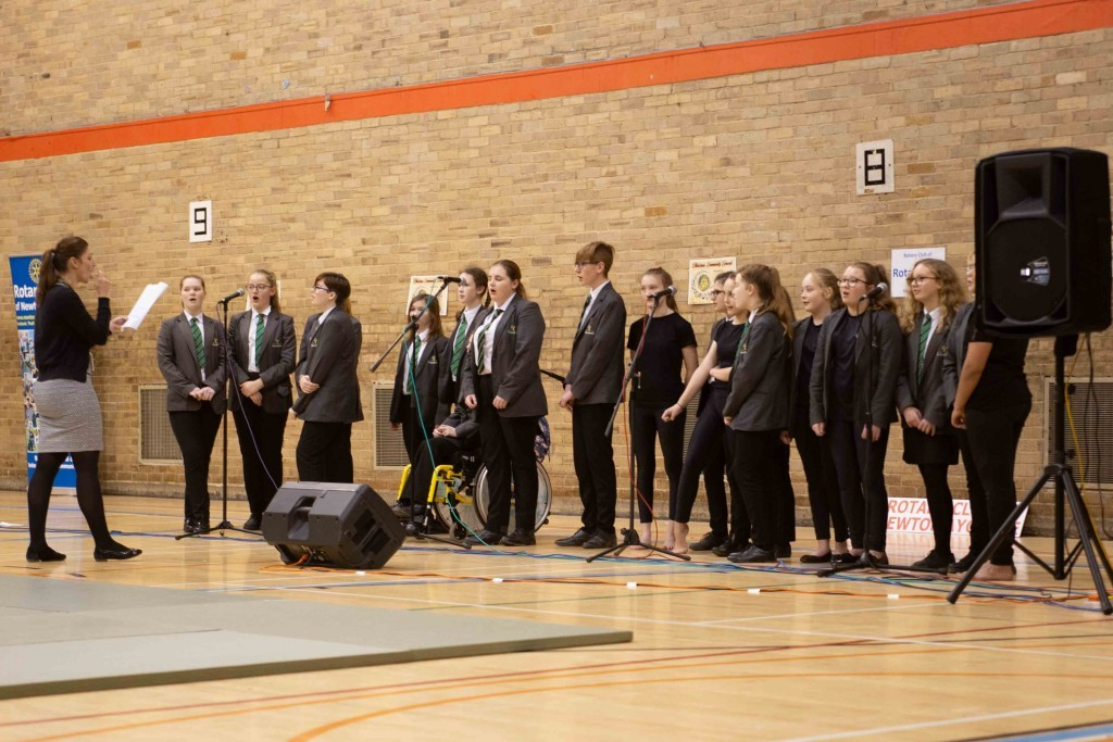 Woodham Academy Singers