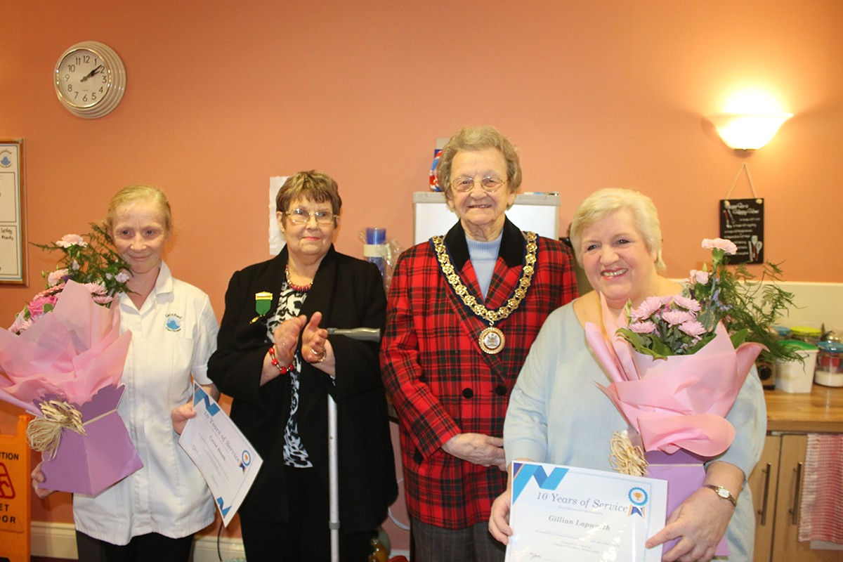 Lindisfarne Care Home Celebrates 10th Anniversary