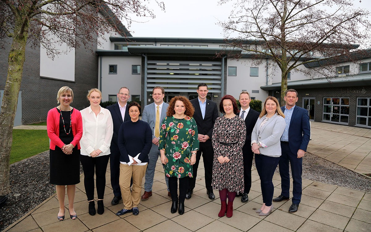Four New Members Boosts Aycliffe Business Park Board