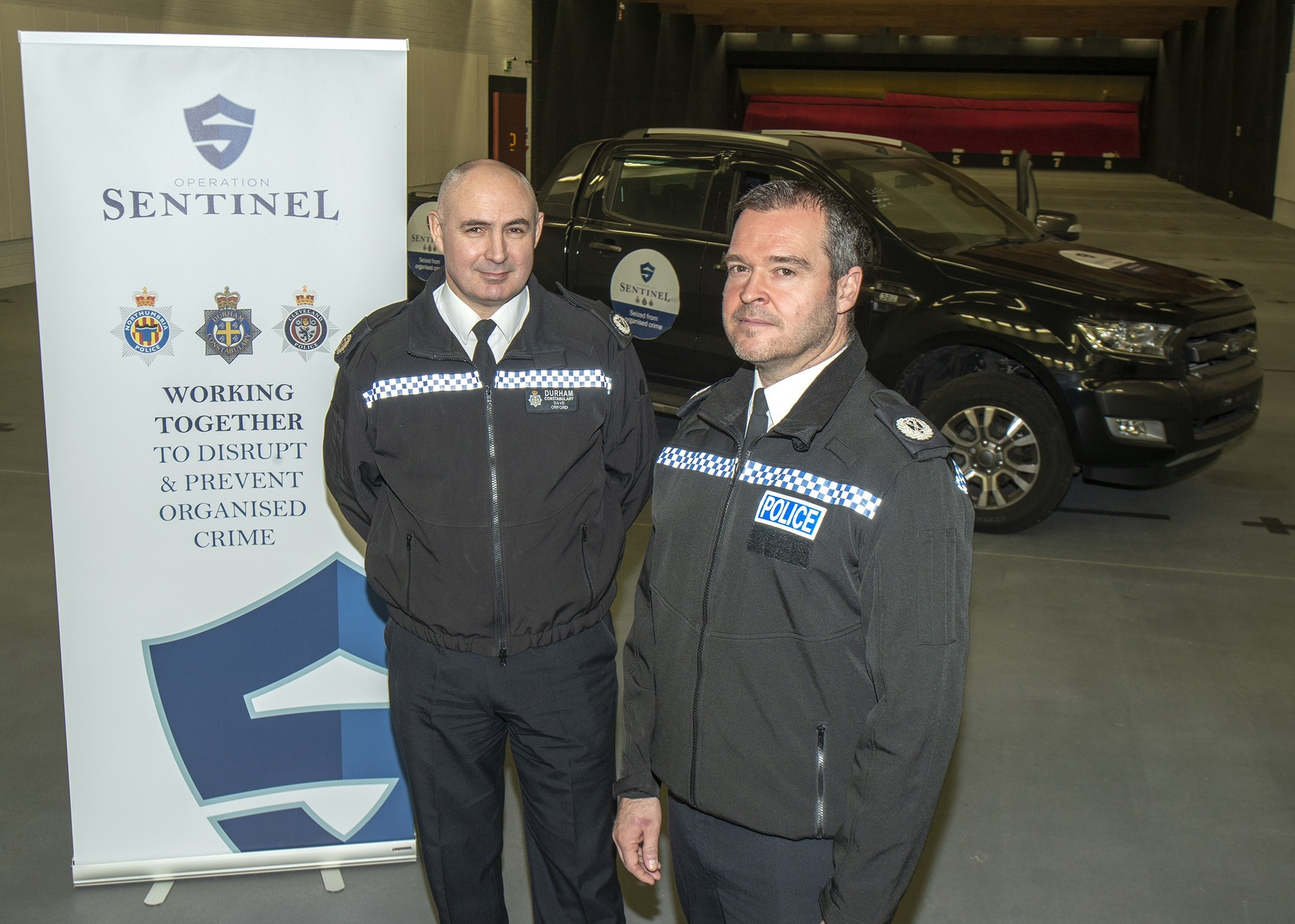 Police Launch Operation Sentinel