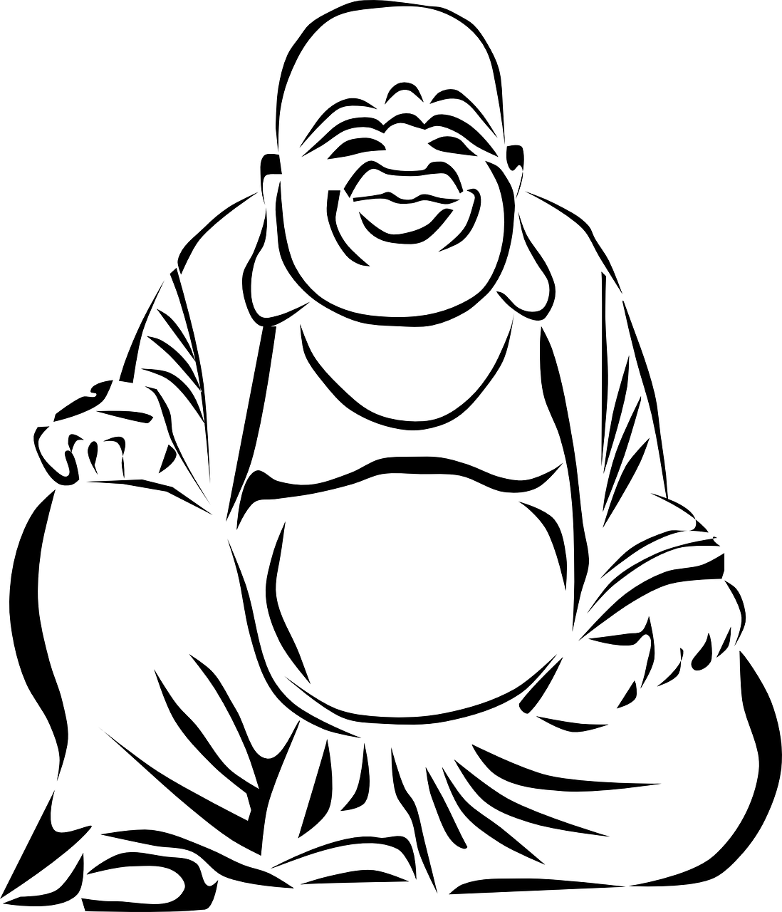 "The Little Buddha ""And That's OK"""
