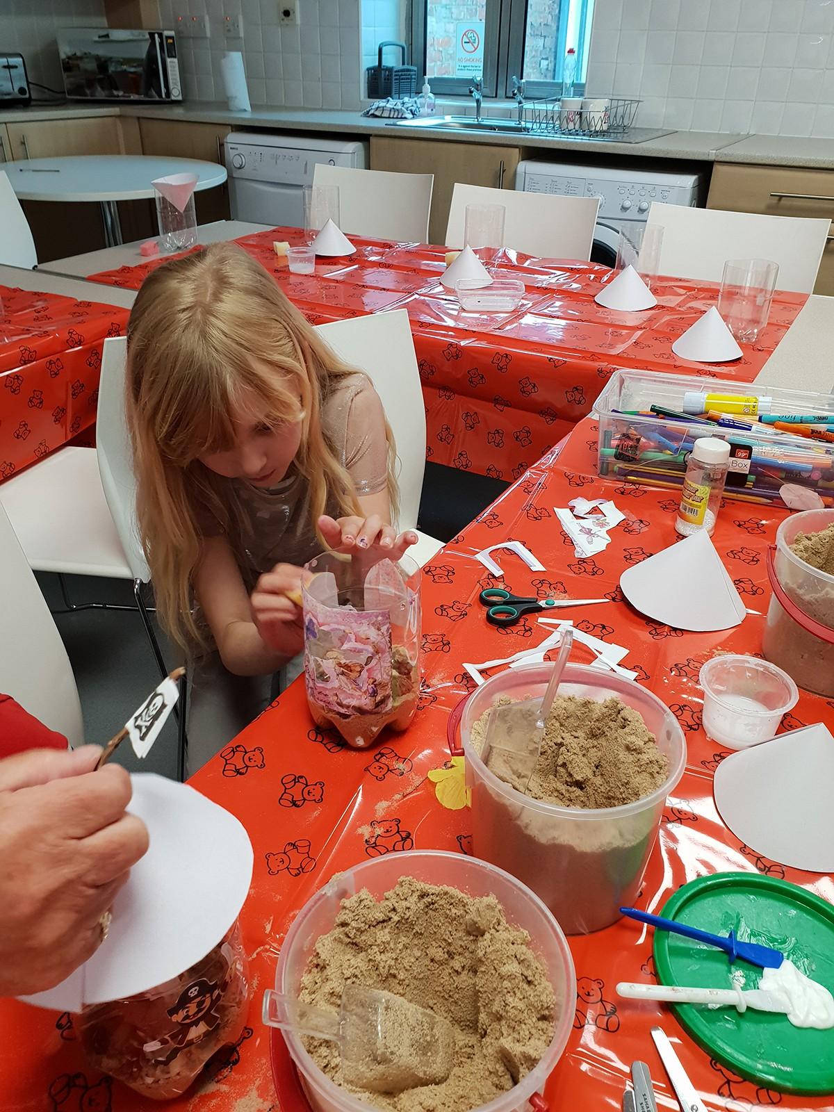 Half-Term Holiday Activities at Greenfield Arts
