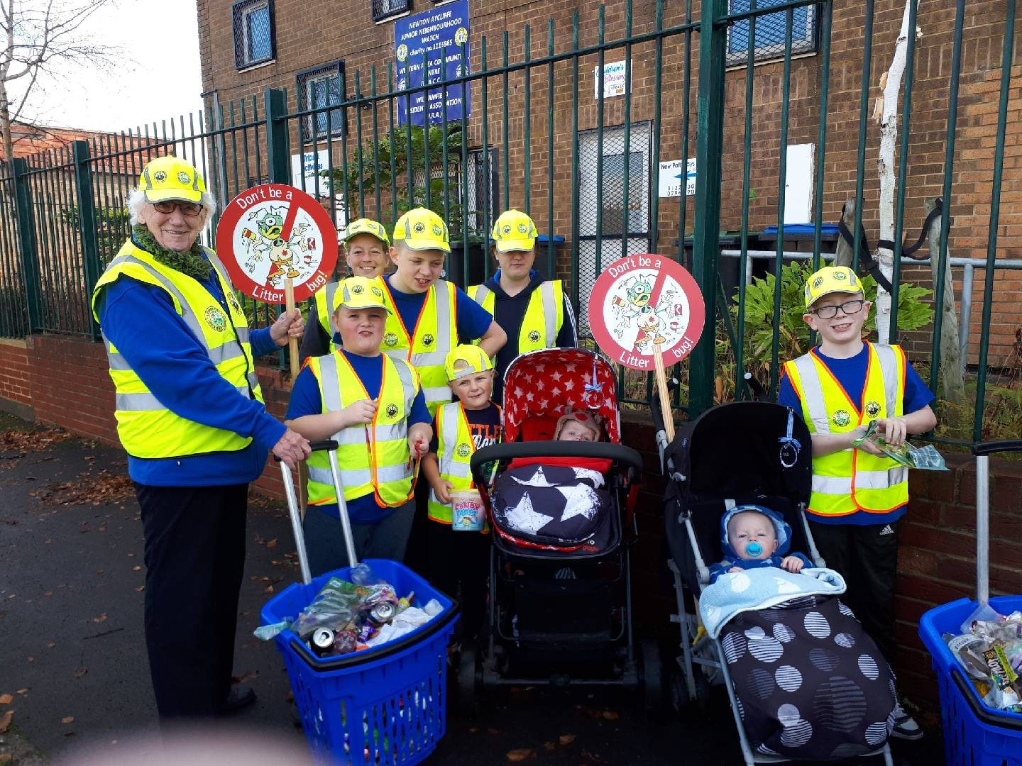 WACJSC Litter Picking