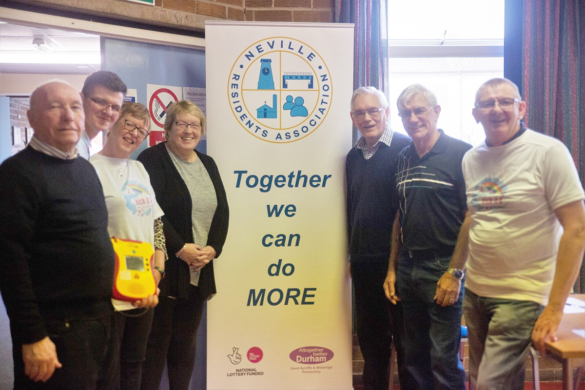 Communities Working Together For a Safer Town