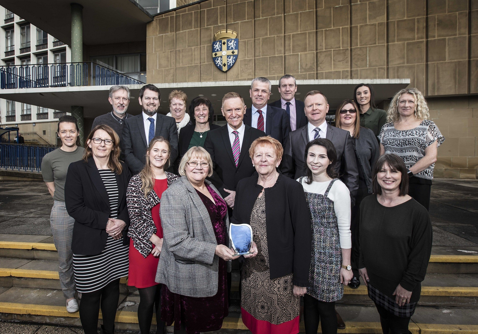 Better Health at Work Earns Council Regional Award