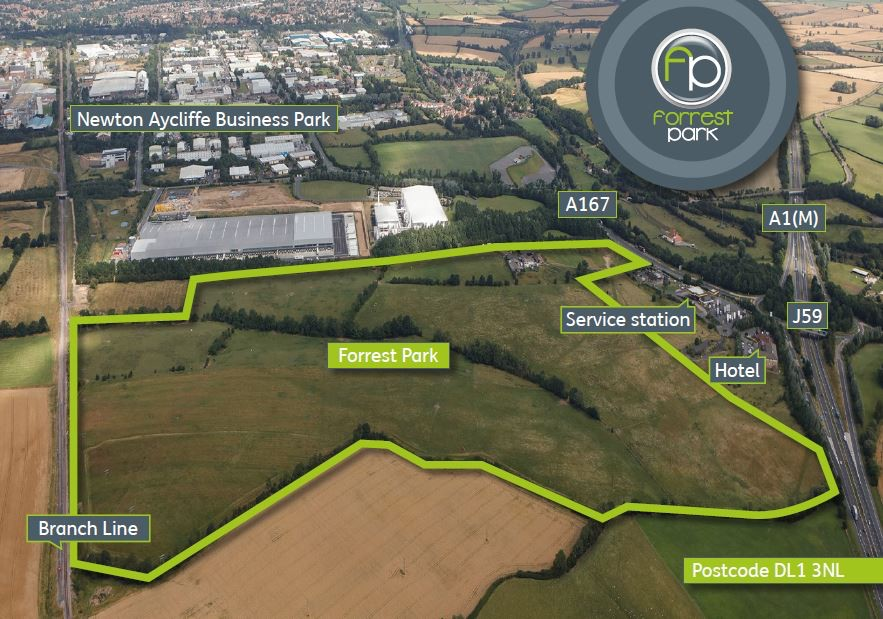 £140m Business Park Takes Step Closer as Plans Submitted