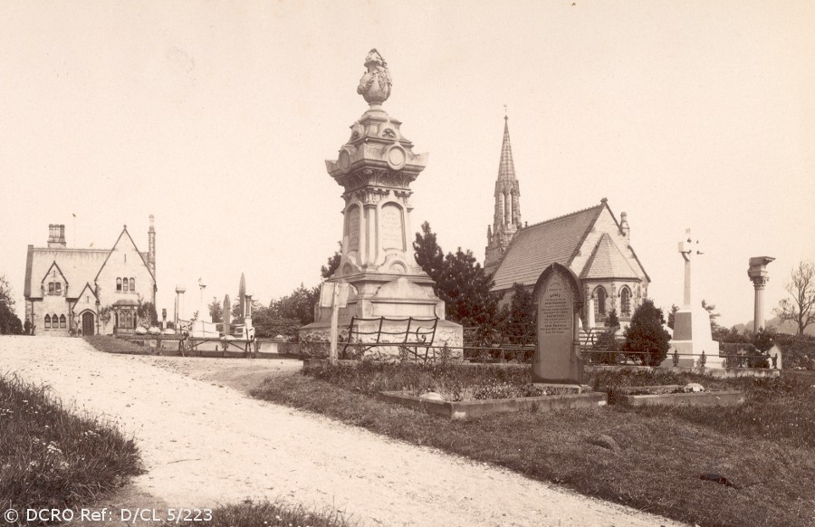 Archive Talk Focuses on Locating Ancestors' Final Resting Place
