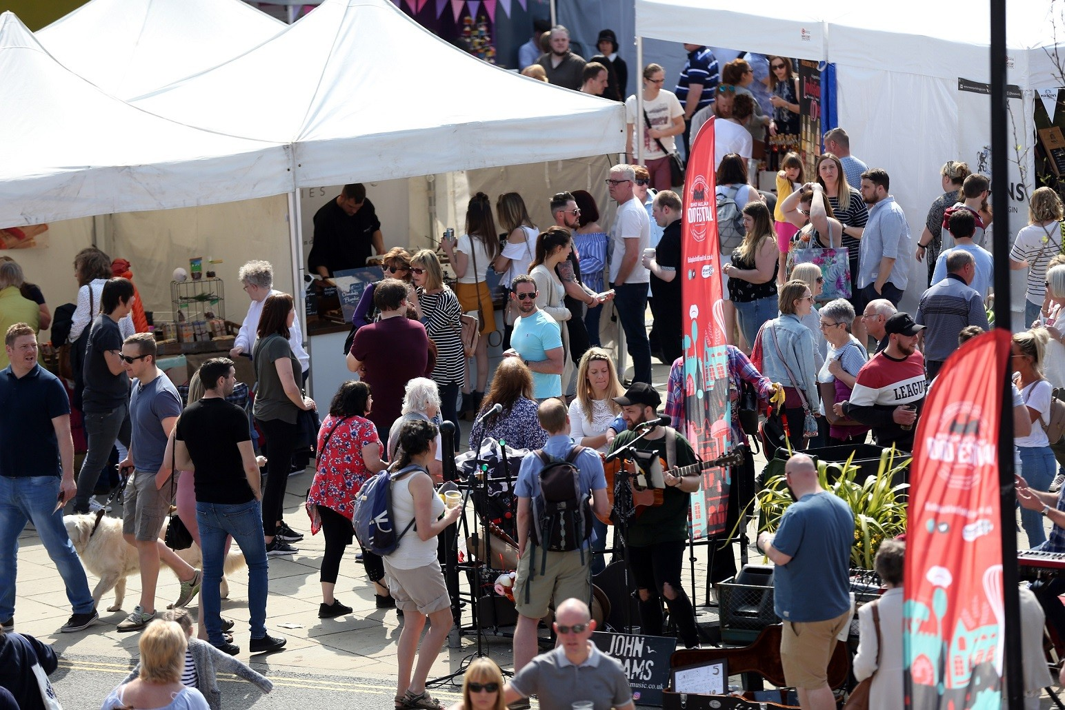 Gregg Wallace Heads to North East Food Festival
