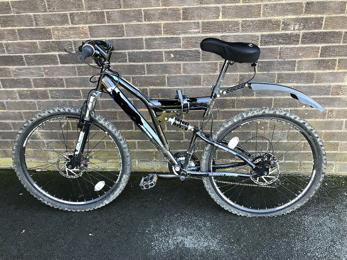 Appeal for Owner: Found, Gents Bicycle