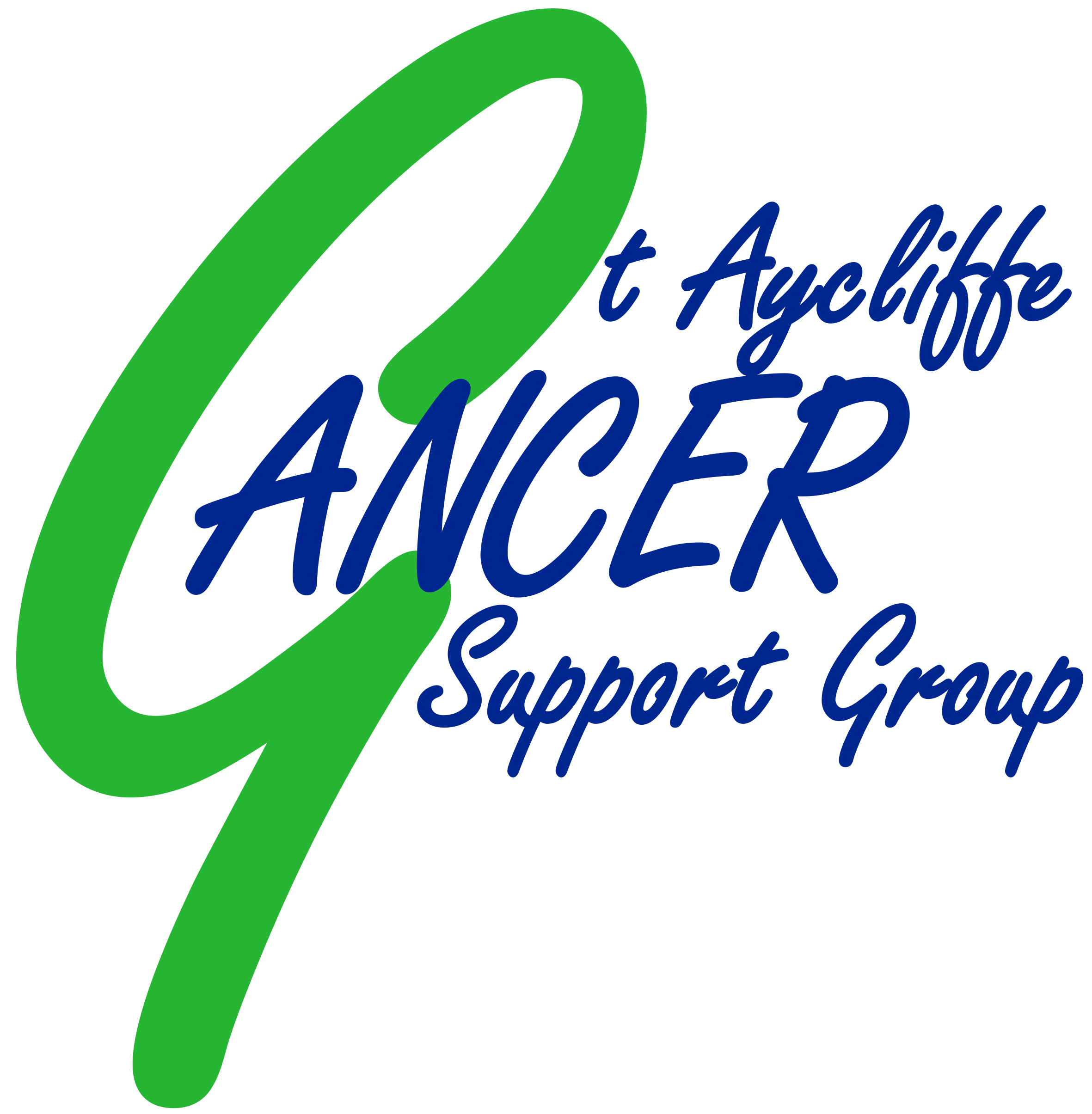 Cancer Support Group in Community Shop