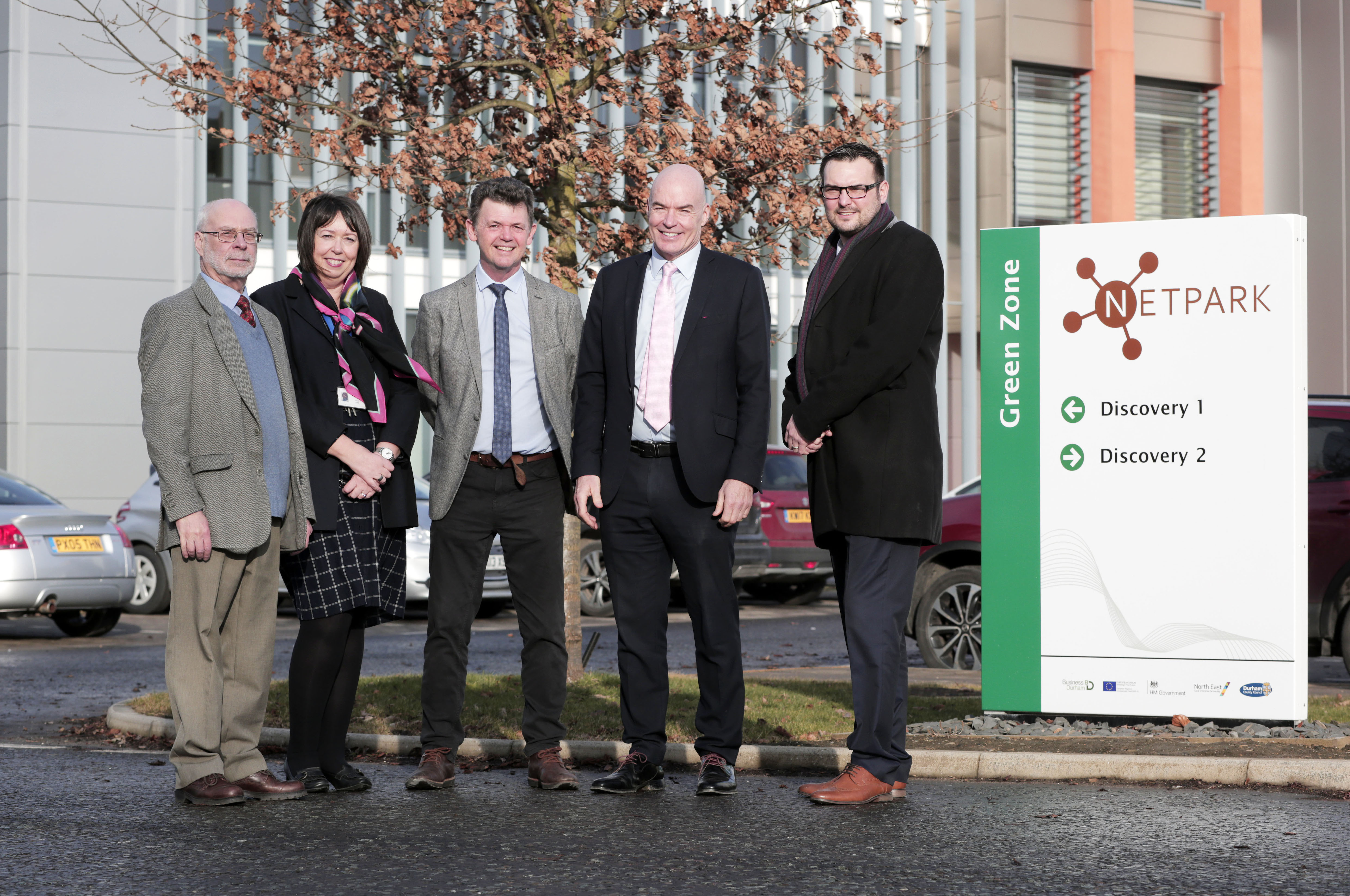 Pioneering Chemical Development Firm Moves to NETPark