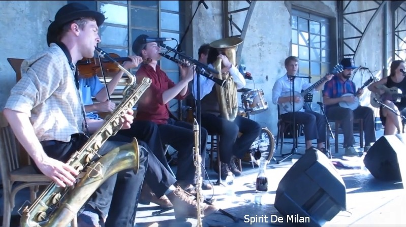 Scorching Jazz Hot Hoot from New Orleans