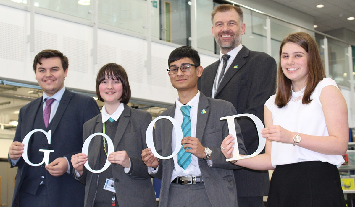 Student's Future Prospects Stand Out in Ofsted Inspection